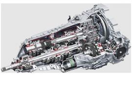 Cutie de Viteză Automată ZF 6 Trepte pe Audi